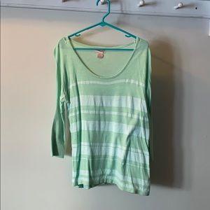 Large blouse
